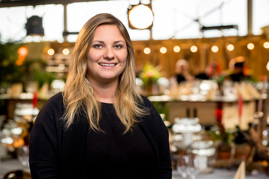 Alexandra Krebs - STv. Geschäftsführerin / Eventkoordinatorin JWE Interlaken