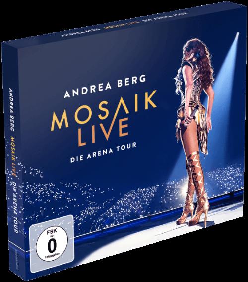 Andrea Berg Mosaik Live Album